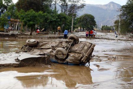 12 killed in heavy rain in China's Zhengzhou