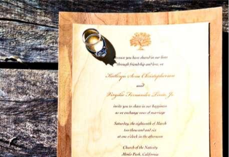 Quirky Wedding Invitations Bunny Delicious 23