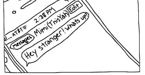 Cartoonized Holiday Dinners : Gonzalo Azores x Barclaycard