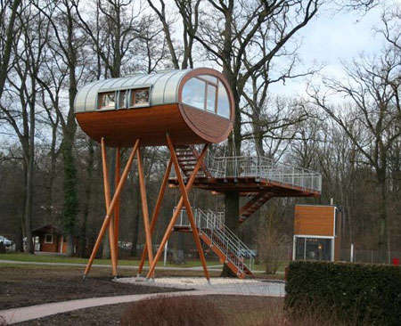 38 Modern Treehouse Designs