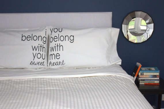 14 romantic bedding gifts