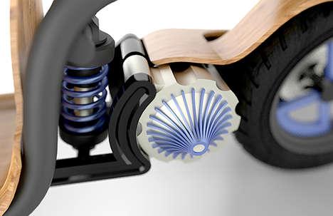 EcoMoto Motorbike