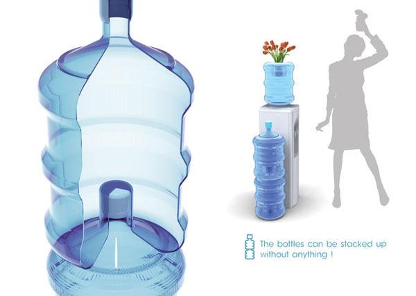 Stacking Bottle
