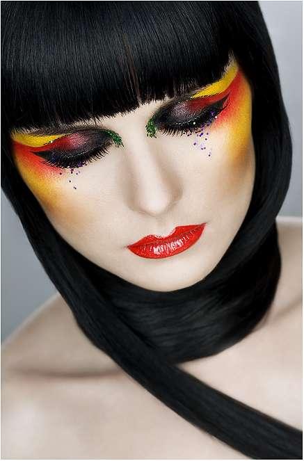 Magnificent Makeup Masks 2