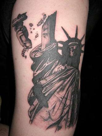 Patriotic Tattoos 3
