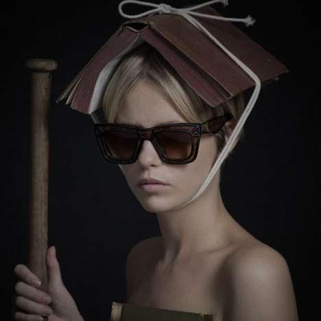 Eccentric Eyewear Lookbooks 2