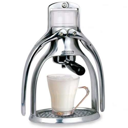 electricity free coffee machines