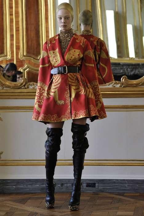 31 Contemporary Kimono Couture Finds