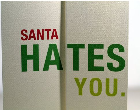 Disheartening Christmas Cards Christmas Card Designs