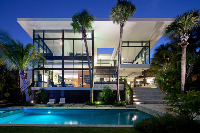 Glass Home - THE MOST AMAZING GLASS HOUSE PICTURES THE MOST BEAUTIFUL HOUSES MADE OF GLASS IMAGES