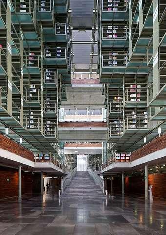Ecointegrated Libraries  alberto kalach