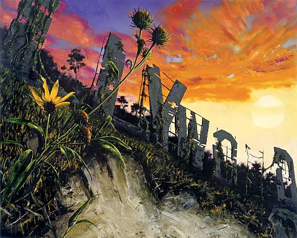 Environmental Prediction Art  Alexis Rockman