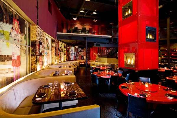 Red Light Restaurants The Geisha House Opens In The OC