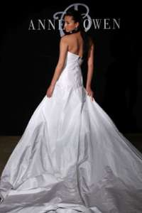Architectural Bridal Gowns: Anne Bowen's Wedding Dresses ...