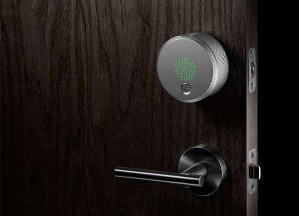 HiTech Door Bolts  August Smart Lock