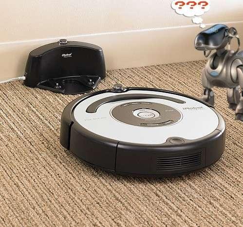 Robot Pet Vacuums The Roomba Pet Series