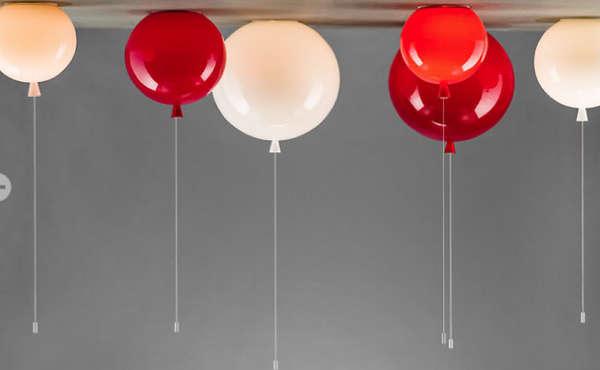 Bright Nostalgic Balloon Lights  balloon lights