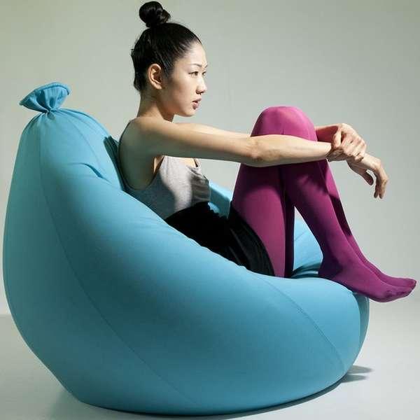 Oversized Balloon Chairs  Baloon Bean Bag