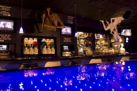Violent Movie Bars Korova Milk Bar from A Clockwork Orange