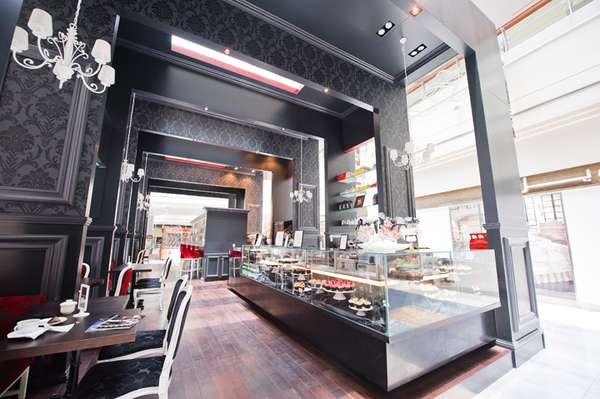 Elegant Victorian Dessert Shops Bea S Of Bloomsbury Cupcake