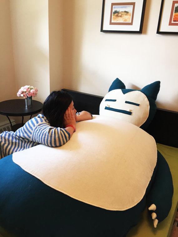 Oversized Anime Furniture  Bean Bag Lounger