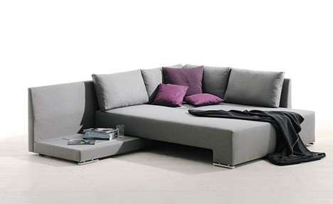 Slidable Sleeping Sofas  Bed Couch