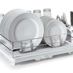 Kitchen Drying Rack Delta Faucets Parts 750w Racks Bon Home Heat Dry Dish