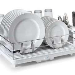 Kitchen Drying Rack Knobs And Pulls 750w Racks Bon Home Heat Dry Dish