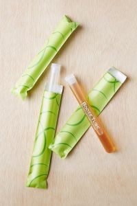 Booze-Concealing Tampons : Booze Tubes