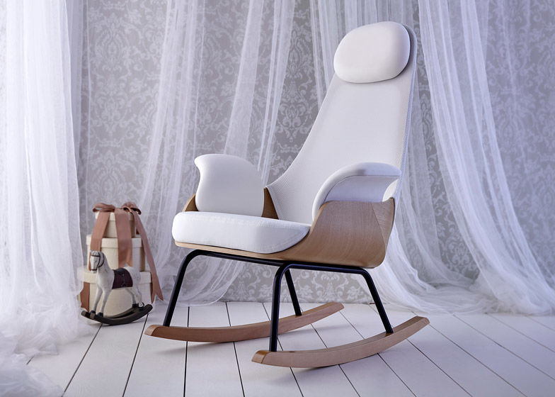 Maternal Rocking Chairs  Breastfeeding Chair