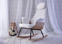 Maternal Rocking Chairs : Breastfeeding Chair