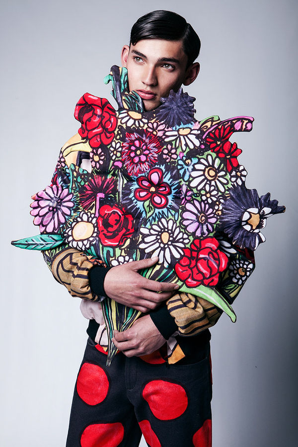 Wearable Art Editorials  Brotherhood