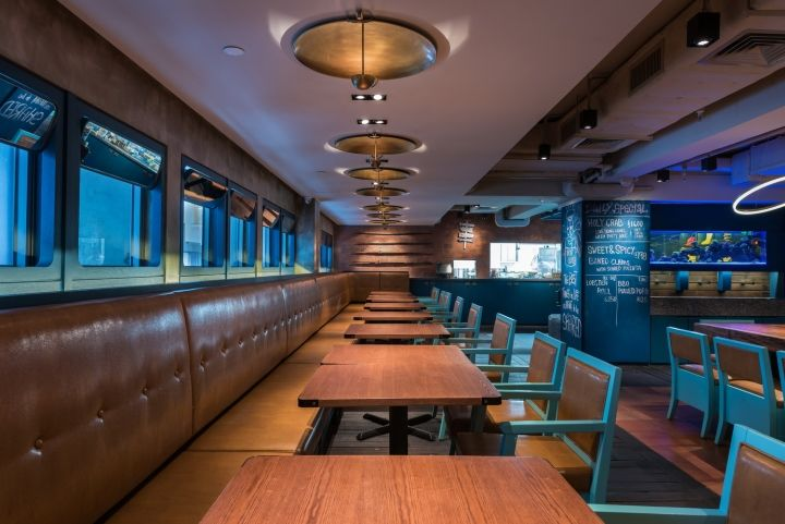 Cajun Restaurant Interiors  Cajun Restaurant