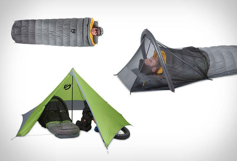 Cyclist Camping Kits  camping kit
