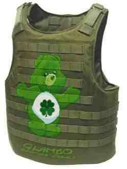 Childish Body Armor Glamguns Care Bare Vests