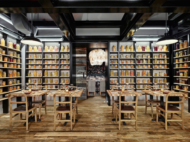 Industrial Chic Restaurants Casual Dining