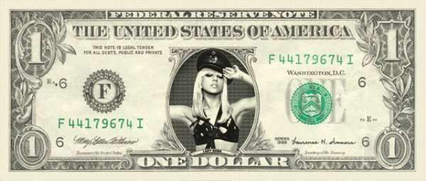 Pop Culture Currency Celebrity Cash