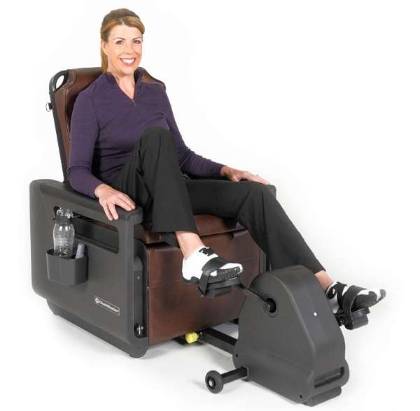 Lazy Exercise Equipment  chairmaster