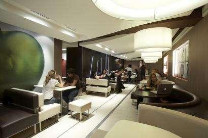 Luxury Fast Food Interiors Chic McDonalds Europe Stores