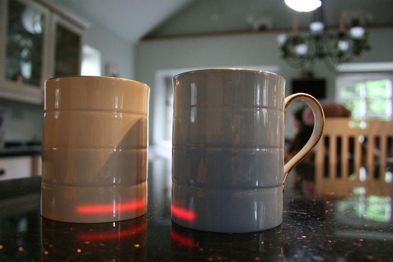 Smart Heated Coffee Mugs  china mug