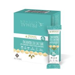 Primal Kitchen Bars Fauset Grass-fed Collagen :