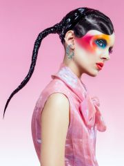 conceptual beauty portraits