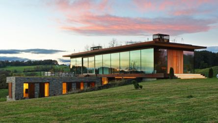 Incredibly Contemporary Country Homes : Contemporary Country Home