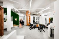 Controlled Chaos Office Spaces : creative office design