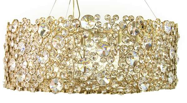 Jewel Encrusted Lighting