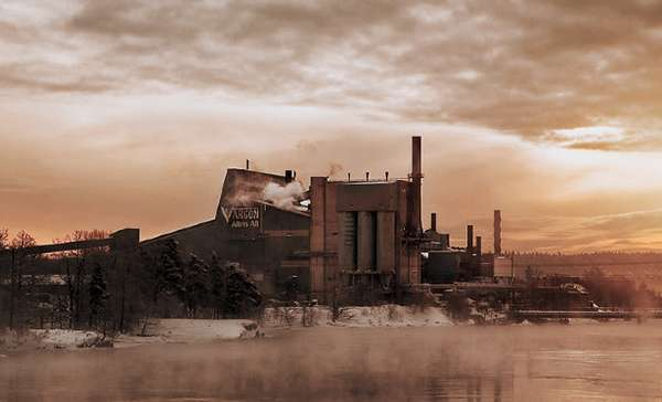 industrial wasteland captures