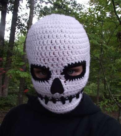 Sinister SkullFace Warmers  Death Mask