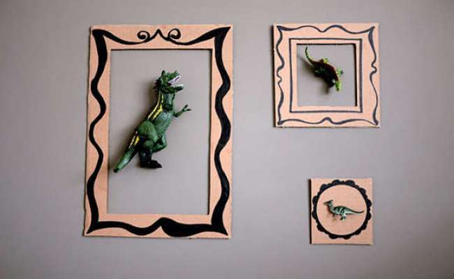 Diy Dinosaur Wall Art Dinosaur Art