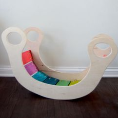 The Rocking Chair Store Ergonomic Ottawa Chromatic Rocker Toys : Diy Rainbow