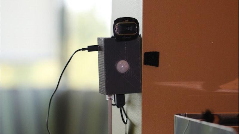 Diy Wireless Security Camera
